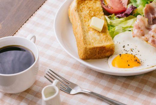 平日の朝食アンケート