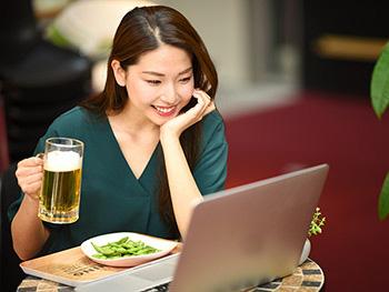 オンライン飲み会、実際やってみた感想は?【メリット編】