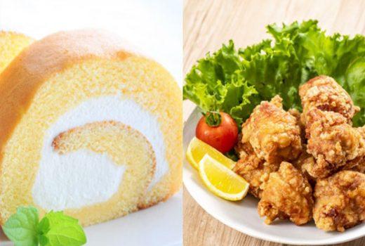 甘いモノと揚げモノ、どっちが好き?