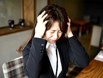 働く女性が抱えるストレス