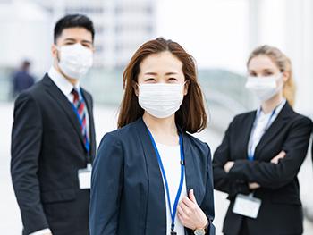 思わずイラッ…職場のコロナウイルスに対する感覚に違いを感じる?